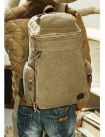 New Item Tas Ransel Pria Import Branded Wolfbred T3847g3 Abu Backpack jual tas ransel pria