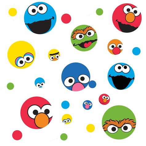 elmo wall stickers wall decal decorate room with sesame wall