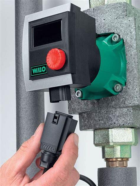 Konektor Pompa pompy obiegowe w instalacji grzewczej pytania