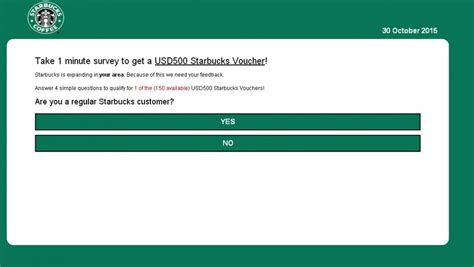 Starbucks Gift Card Scam - beware of these popular whatsapp scams emsisoft security blog
