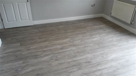 Karndean fitted in living room Radyr, Cardiff   One Step