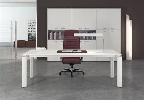 bureau direction blanc bureau direction design bois ambiance moderne bureaux