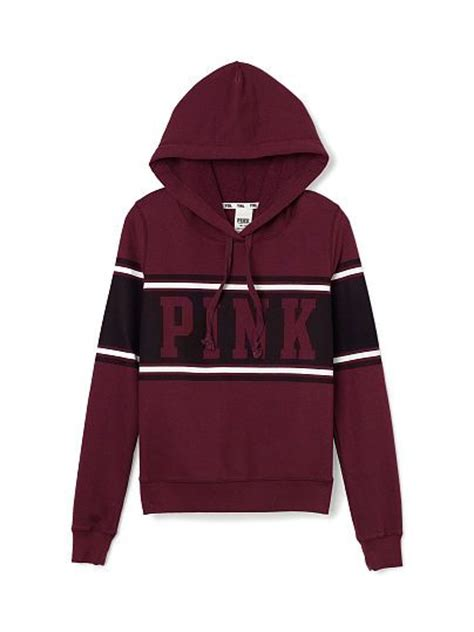 Fox Sweater Armado Kapuzen Pullover Burgundy Ori sweaters vs jackets