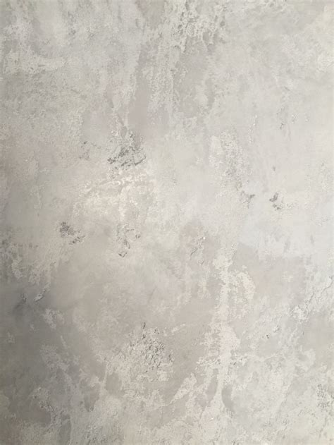 Decorative distressed concrete polished plaster   DIY
