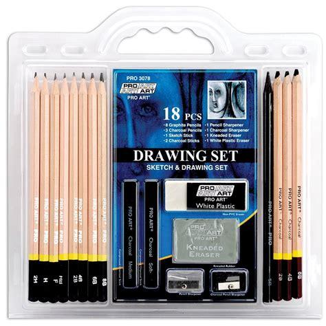 sketchbook pro pencil settings pro 18 sketch draw shading pencil set ebay