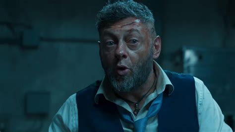 andy serkis vr andy serkis removes the suit for black panther video