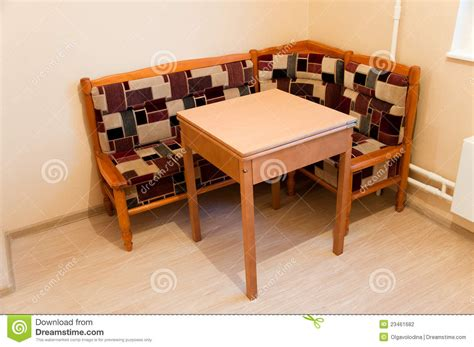 kitchen sofa table kitchen table and sofa stock photography image 23461682