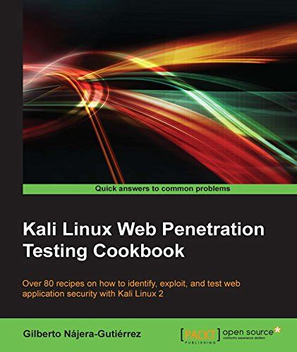kali linux 2 testing for beginners books read kali linux web testing