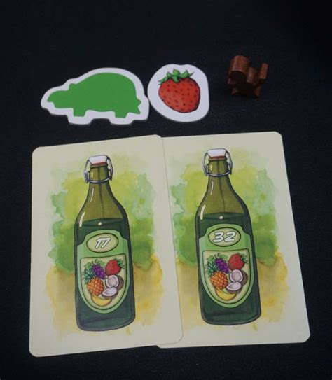 Fabled Fruit Board Original hiew s boardgame fabled fruit