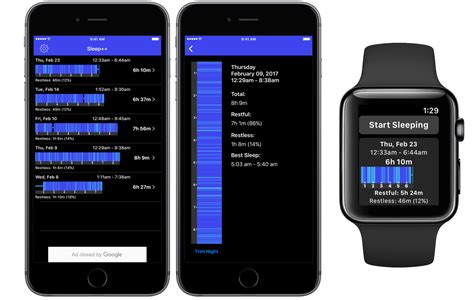 the best sleep tracking apps for apple and iphone