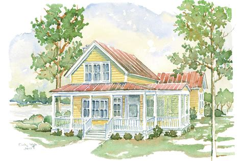 garden cottage southern living house plans cottage living house plans we know you ll love
