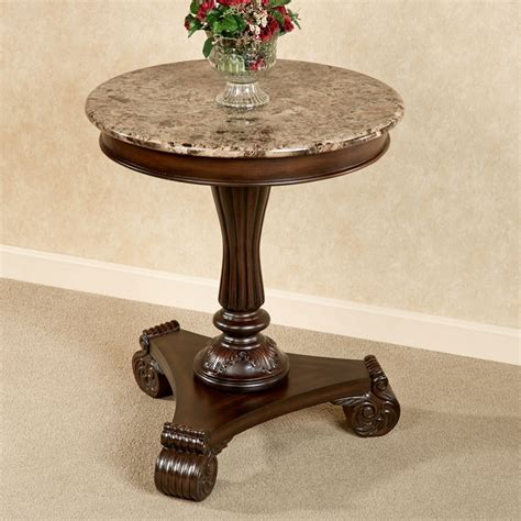 accent table for foyer entryway round table accent stabbedinback foyer solid