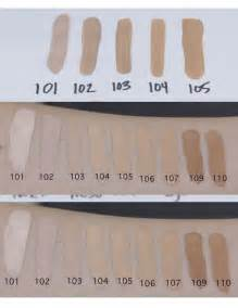 Matte foundation foundation and swatch on pinterest