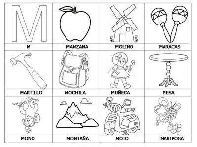 imagenes que empiecen con la letra u mayuscula im 225 genes con la letra m para escolares fichas