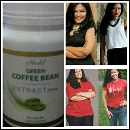 Dijamin Hendel Exitox Greenco Green Coffee Bean 30 Kapsul exitox green coffee bean amanah shop