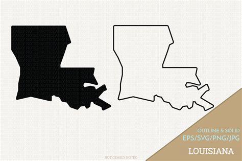 louisiana map decor louisiana vector state clipart la clip louisiana