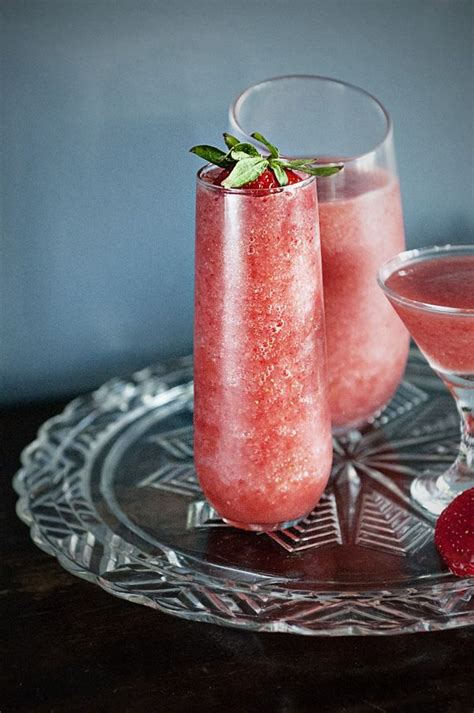 lemon grass strawberry daiquiri recipe strawberry