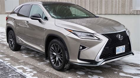 lexus jeep 2017 2017 lexus rx 350 test drive review