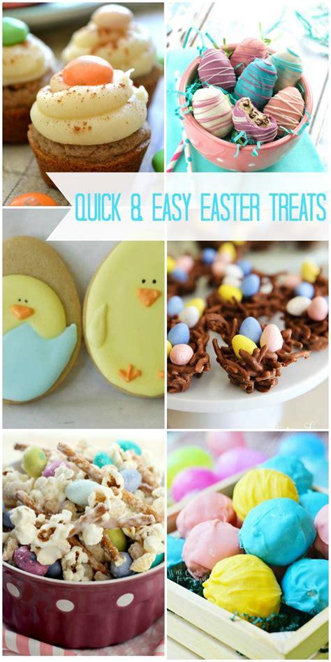 easy easter desserts easter desserts