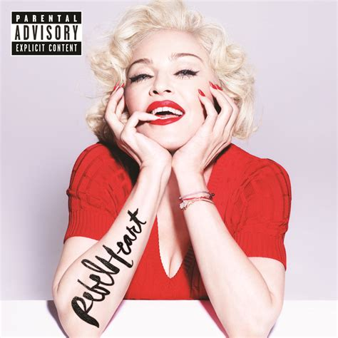Cd Madonna update hq covers added rebel deluxe edition cover revealed madonnarama