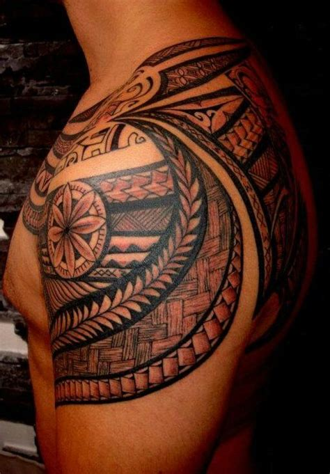 men shoulder piece tattoos pinterest shoulder ink