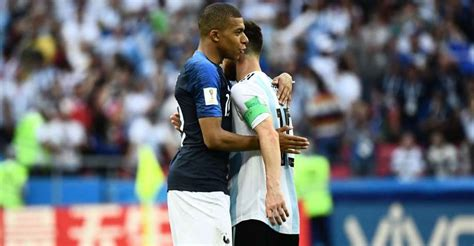 kylian mbappe on messi kylian mbapp 233 not lionel messi stars as france beats
