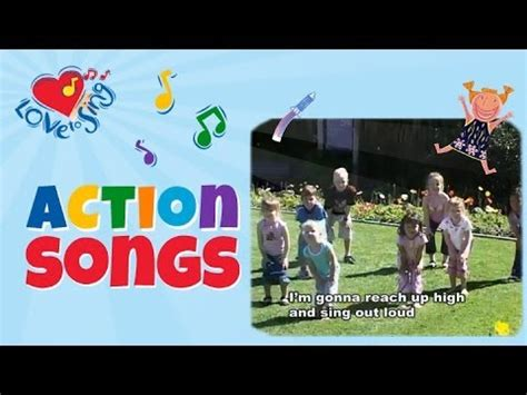 dance party music youtube reach up high tofa tafa with lyrics children love to