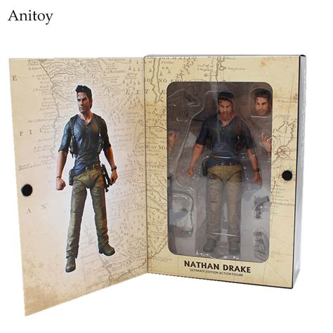 uncharted 4 figure neca uncharted 4 a thief s end nathan ultimate