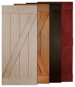 Western Interior Doors Western Cedar Barn Door Rustic Interior Doors By Real Sliding Hardware