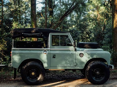 land rover series 3 featured vehicle 1982 land rover series iii with