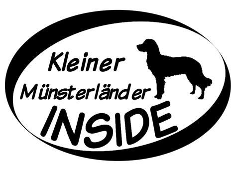 Länder Aufkleber Auto Pflicht by Inside Aufkleber Kleiner M 252 Nsterl 228 Nder 1 Tierisch Tolle