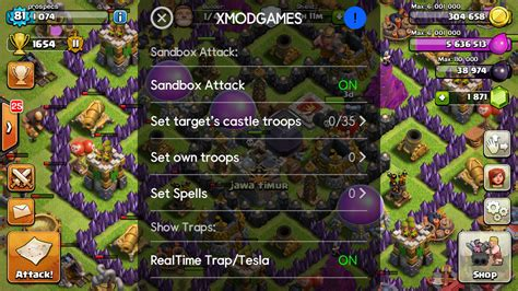 cara kerja xmodgame coc cara install xmodgames untuk clash of clans alisbach