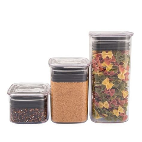 airscape kitchen canister airscape 174 lite kitchen canisters for food storage