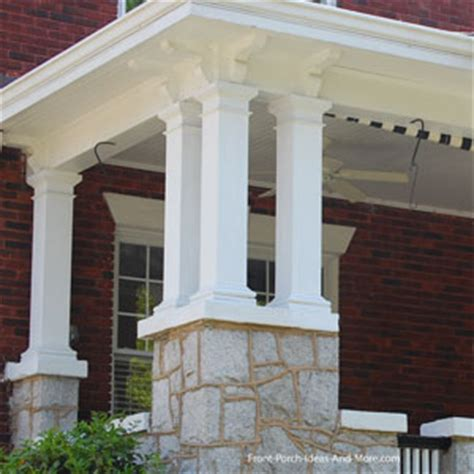 outdoor wooden l posts front porch columns vinyl porch posts