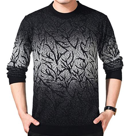 H M Sweater New Arrival by 2015 New Arrival Sweaters Stylish Animal Print Knitted