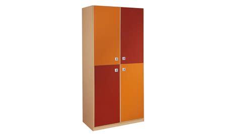 kleiderschrank ahorn kleiderschrank ahorn orange und rot 2 t 252 rig