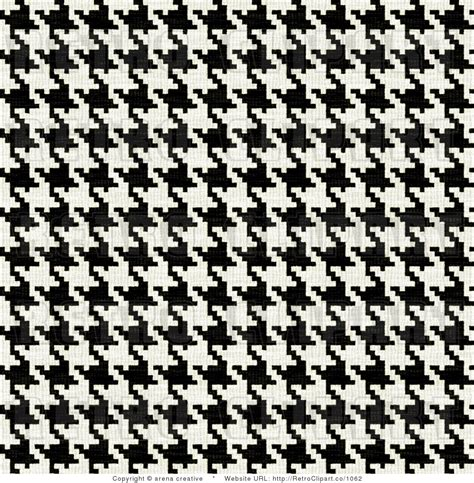 pattern background html code black and white houndstooth wallpaper wallpapersafari