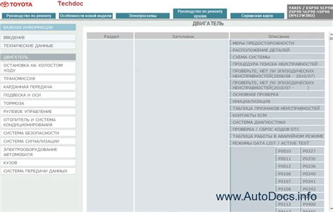 how to download repair manuals 2011 toyota yaris on board diagnostic system toyota yaris 2008 2011 service manual rus repair manual order download