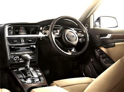 Audi A4 Interior 2013 by Audi A4 2013 Interior View Jobz Pk