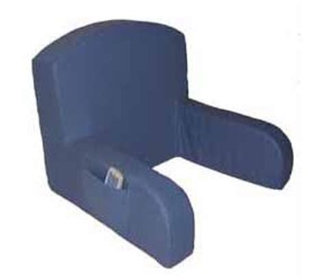Sit Up Pillow With Arms by Backrest With Arms To Aid Sitting Up In Bed