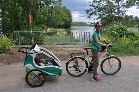 jak wybrac przyczepke rowerowa dla dziecka przyczepki