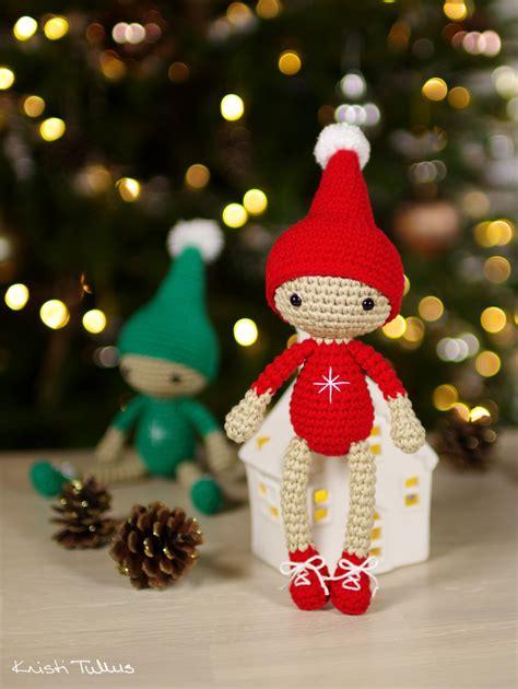 free pattern christmas elf free pattern small christmas elf