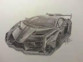 How To Draw A Lamborghini Veneno Lamborghini Veneno Drawing 2017 Ototrends Net