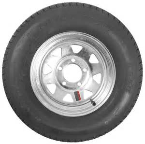 D 13 Inch Trailer Tires Loadstar St185 80d13 Bias Trailer Tire With 13 Quot Galvanized