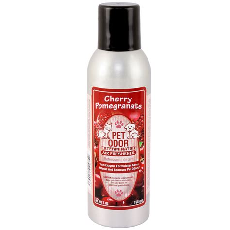 Odor Eliminating Mist Cherry Blossom pet odor exterminator cherry pomegranate spray 7 oz healthypets