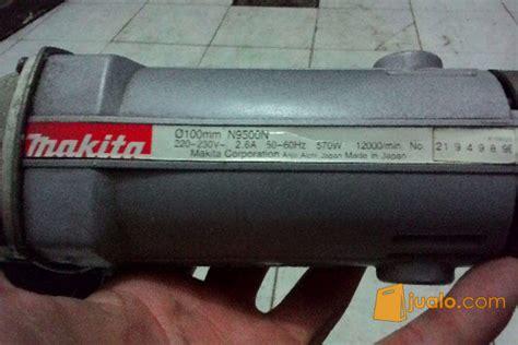 Makita N 9500 N N9500n Mesin Gerinda Tangan Elektrik mesin pemotong besi geringa tangan merek makita type n9500n jualo