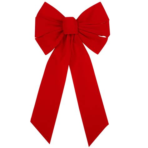 27 large red christmas bow 29690 4 34 christmas