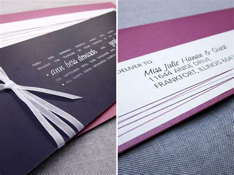 Contemporary Wedding Invitation Wording Sles by Modern Wedding Invitation Card Designs Wedding