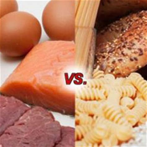 carbohydrates vs proteins protein vs carbs the great debate health24
