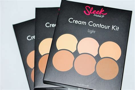 sleek makeup contour kit review swatches really ree